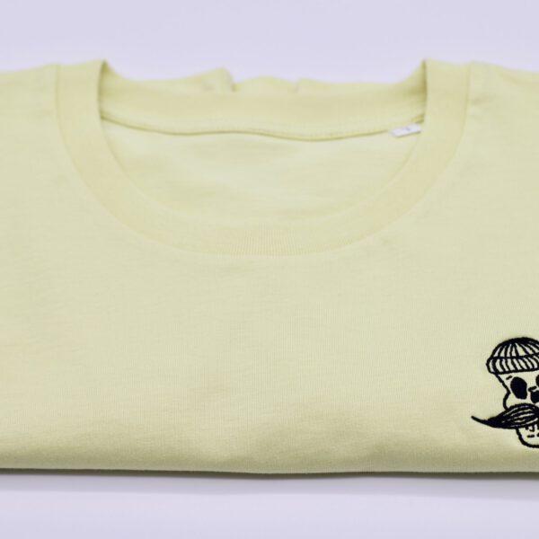 classic shirt - yellow mist